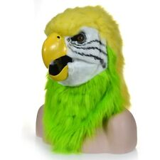 Moving Mouth Parrot Mask