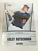 25 count lot ADLEY RUTSCHMAN 2019 Leaf Rookie Cards Baltimore Orioles RC
