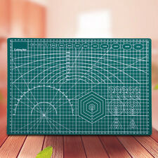 A3 PVC Cutting Mat Self Healing Cut Pad Craft Grid Printed Board Double Sided