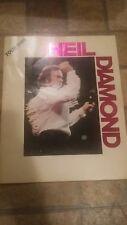 1986 NEIL DIAMOND TOUR GUIDE