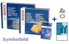 BOSCH Filtersatz Öl,Luft,Innenraum für NISSAN MICRA II