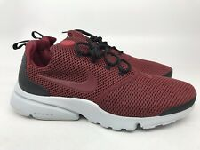 online retailer b3804 958ef NIKE Air Presto Fly SE Men s Shoes Team Red 908020-003 Size 9.5