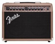 Acoustic Guitar Amplifiers Performance Channels 2