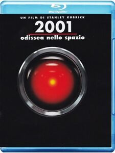 2001: ODISSEA NELLO SPAZIO - BLU-RAY EDIZIONE SPECIALE RICCO DI CONTENUTI EXTRA