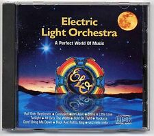 ELO CD A Perfect World Of Music - rare 1st press France no barcode jeff lynne