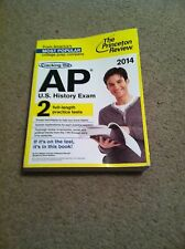 The Princeton Review AP US History 2014