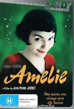 Amelie DVD Movie NEW TOP 250 MOVIES R4