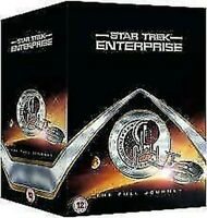 Star Trek - Impresa Stagioni 1 A 4 Completo Collectiondvd Nuovo DVD (PHE1920)