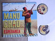Manu Chao – Proxima Estacion... Esperanza -  2LP  MINT