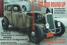 HOT ROD ROUND UP DVD  ,street rat hot rod
