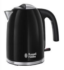 Russell Hobbs ru-20413 1.7l abnehmbare FILTRE Farben plus 3000w Wasserkocher-Schwarz