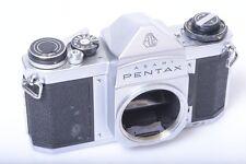 PARTS OR REPAIR*  PENTAX ASAHI SV SLR CAMERA BODY ONLY