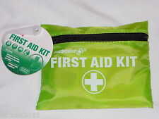 TRAVEL FIRST AID KIT MINI 23 PIECE CAR HOLIDAY HOME CAMPING OFFICE POCKET SIZE