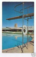 Sahara Hotel Casino Swimming Pool Vintage Post Card