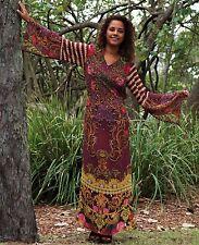 Georgette Embellished Kaftan dress