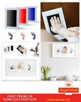 Inkless Wipe Baby Kit Keepsake Newborn Foot PRINT Hand print Kids UK FAST POST