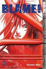 Blame! Vol. 3, Tsutomu Nihei, Good Book