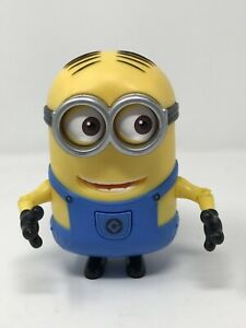 Thinkway Toys Despicable Me Minions Minion Action Figure Eyes Move 5 inch