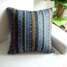 "Striped 20x20"" Size Decorative Cushion Covers"