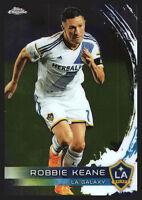 2014 Topps Chrome MLS Soccer Base Singles (Pick Your Cards)