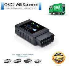 OBD2 Wifi Scanner Adapter Diagnostic OBDII Code Reader Scan Tool Torque ELM327