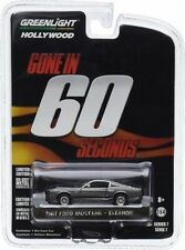 1967 Ford Mustang Eleanor Gone in 60 seconds in 1:64 Scale by Greenlight 44742