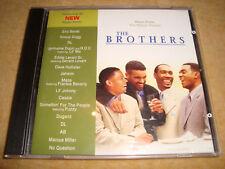 THE BROTHERS Soundtrack ERIC BENET SNOOP DOGG RL JD EDDIE LEVERT DAVE HOLLISTER