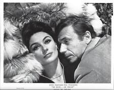 """Yves Montand, Anouk Aimée, """"Un Soir, Un Train"""" (1968) Vintage Movie Still"""