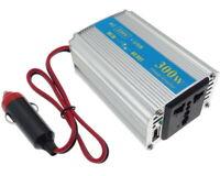 Encendedor Cigarrillos Inverter 300W AC/Dc Tensión 12V 220V USB 5V Auto Coche