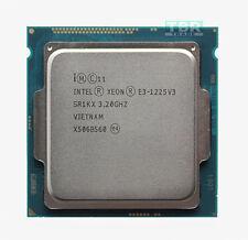 Intel Xeon E3-1225V3 3.2GHz Quad-Core (3.8GHz Turbo) Processor CPU LGA 1150 NEW