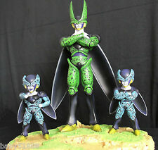 Super DragonBall Battle model cell Sanyan GK resin statue toy action figures