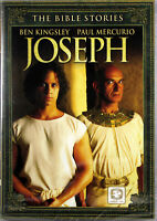 Bible Stories Joseph NEW DVD Christian Movie Staring Ben Kingsley Paul Mercurio