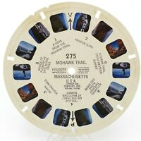 View-Master Reel # 275 Mohawk Trail Massachusetts USA viewmaster