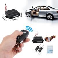 Universal Car Keyless Entry System Kit Remote Control Lock Locking Kit VH10P