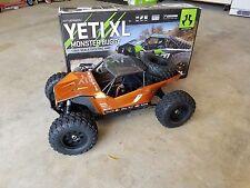 Axial Yeti XL Kit - assembled, with Tekin RX8 Gen2, Hitec steering servo