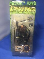 Lord Of The Rings Gimli Axe-Throwing Action Figure