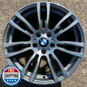 "BMW 2012-2020 3 / 4 Series Factory STYLE403 Wheel 19"" REAR Rim 71623 #W"