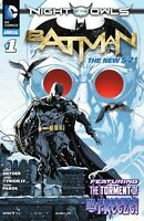 Batman Annual #1 Night of the Owls New 52 (DC, 2012)