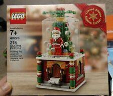 Lego Holiday 2016 Santa Snowglobe 40223 Limited Edition NEW UNOPENED