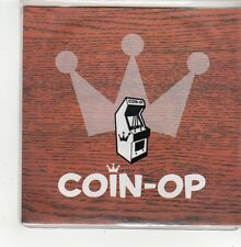 (FQ951) Coin-Op, Democracies - DJ CD