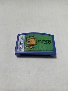 LEARNING WITH LEAP LeapFrog Game Cartridge