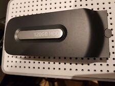 120GB disco rigido esterno HDD DISCO PER XBOX 360 nero Microsoft