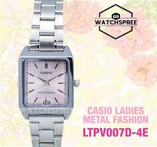 Casio Ladies' Analog Watch LTPV007D-4E LTP-V007D-4E