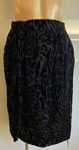 Altuzarra Devore Animal Print Skirt Size IT 42 ( AUS 10) New W Tags