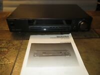 Technics ST-GT630 Stereo-Tuner mit RDS, Made in Japan