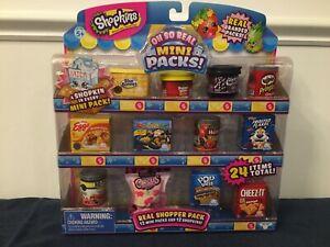 New Shopkins OH SO REAL MINI PACKS #57639 Kid Cuisine~ Peter Pan Peanut Butter++