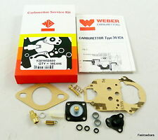 Weber 34 ich / TIC Carb / Carburateur Service Kit original we446