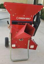 Troy Bilt Super Tomahawk Model Mcs 1400 Chipper, Shredder, Mulcher. Gas Engine
