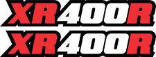 Xr400R Decals Graphics Swingarm Stickers MX Dirtbike xr400 xr 400 400r