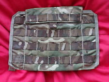 British Army Osprey MK4 / 4A Side Plate Pocket (NO ARMOUR) - MTP - Used Grade 1